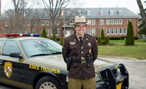 Maryland state police toss out paper for automation