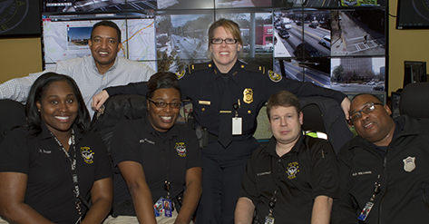Technology meets instinct for the Atlanta Police Department